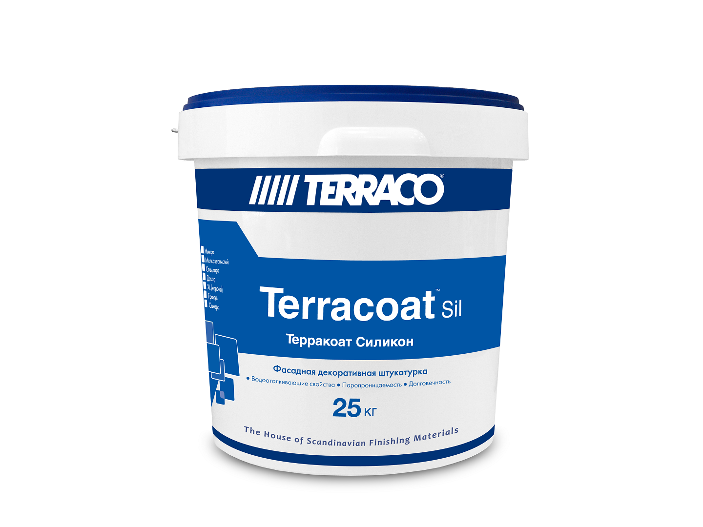 Terracoat Sil XL (Терракоат Силикон XL) 25 кг